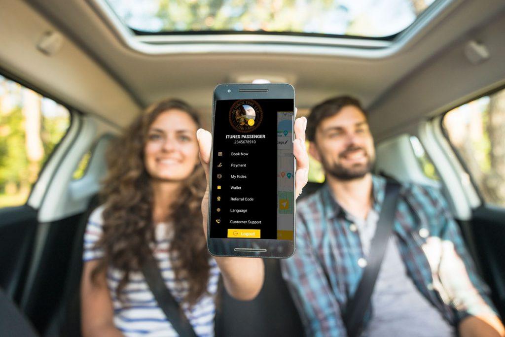 Transporte Privado con Alianza Passenger App