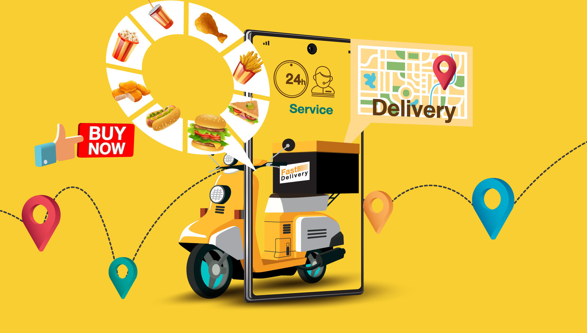 How Do Restaurants Handle Delivery