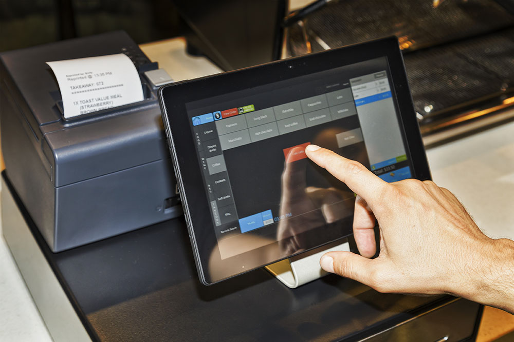 Up-to-Date Tech for Food Business