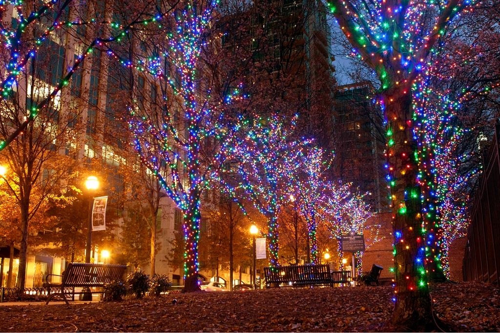 Navidad en Atlanta