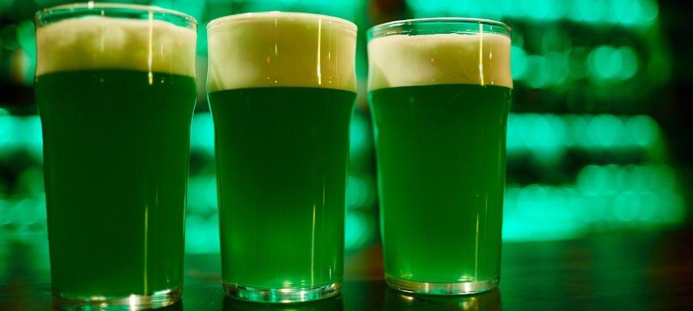 St. Patrick's Party at HOBNOB