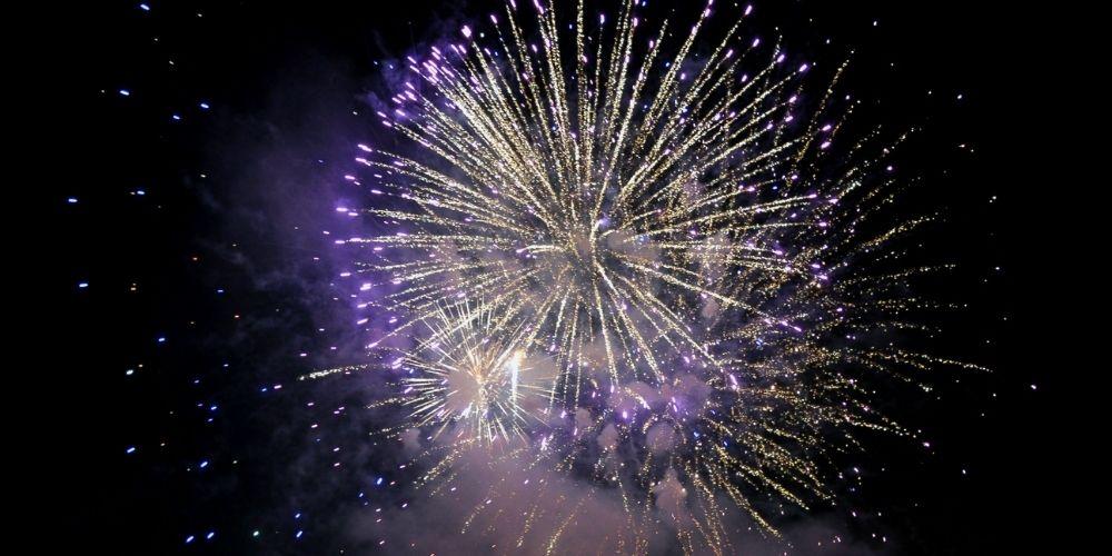 Fireworks Displays at Atlanta